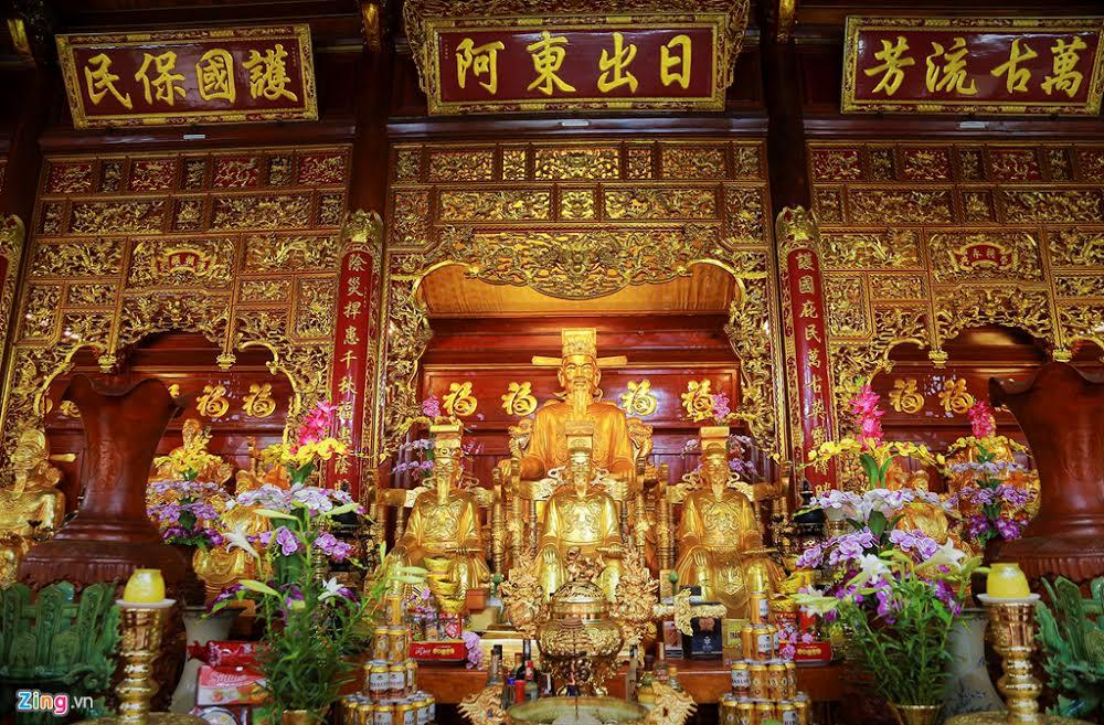 Dát vàng và quy trình dát vàng một sản phẩm hoàn thiện bởi King Gold