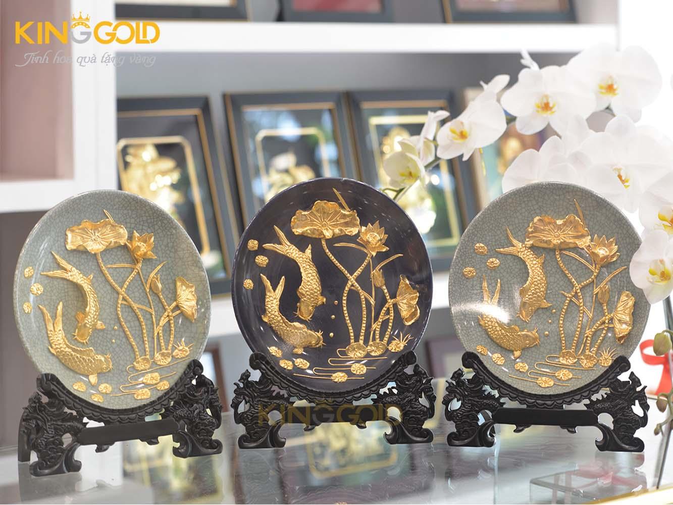 Nghệ thuật lựa chọn quà tặng sếp nữ- đồ đồng quà tặng mạ vàng cao cấp