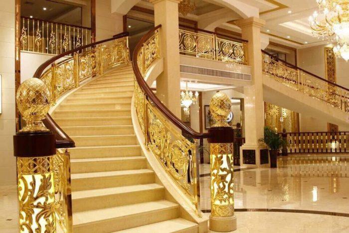 Dịch vụ dát vàng uy tín, dát vàng nội thất, dát vàng tượng phật theo yêu cầu