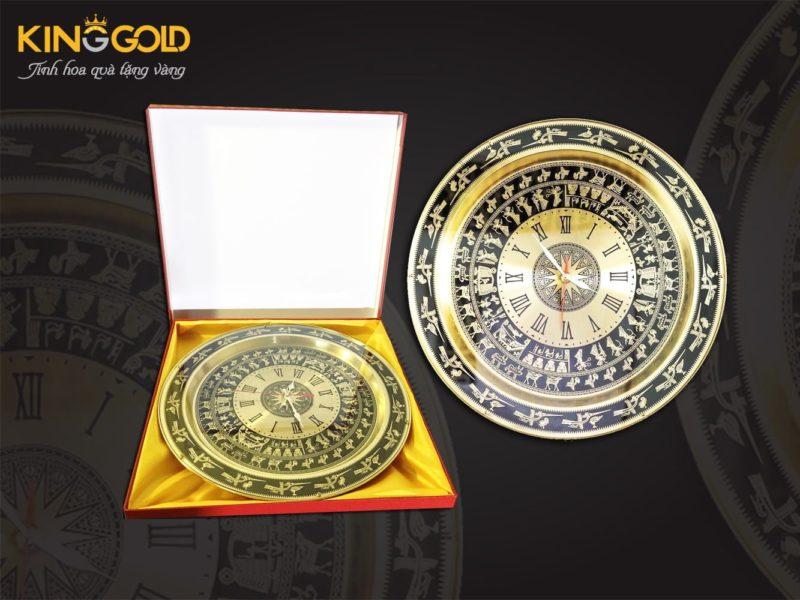 Đồng hồ trống đồng, đồng hồ hoa văn trống đồng Đông Sơn