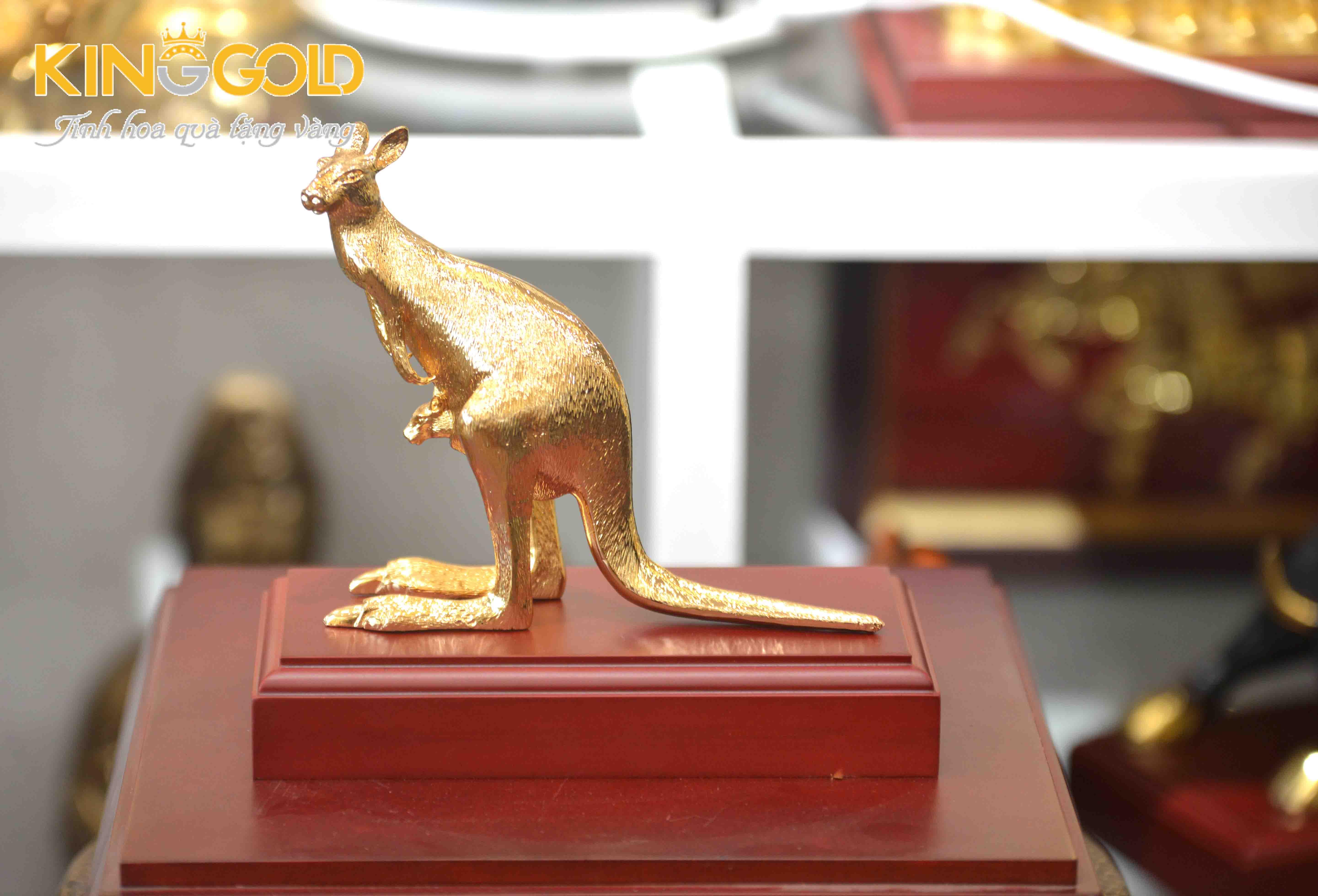 tượng chuột túi phong thủy