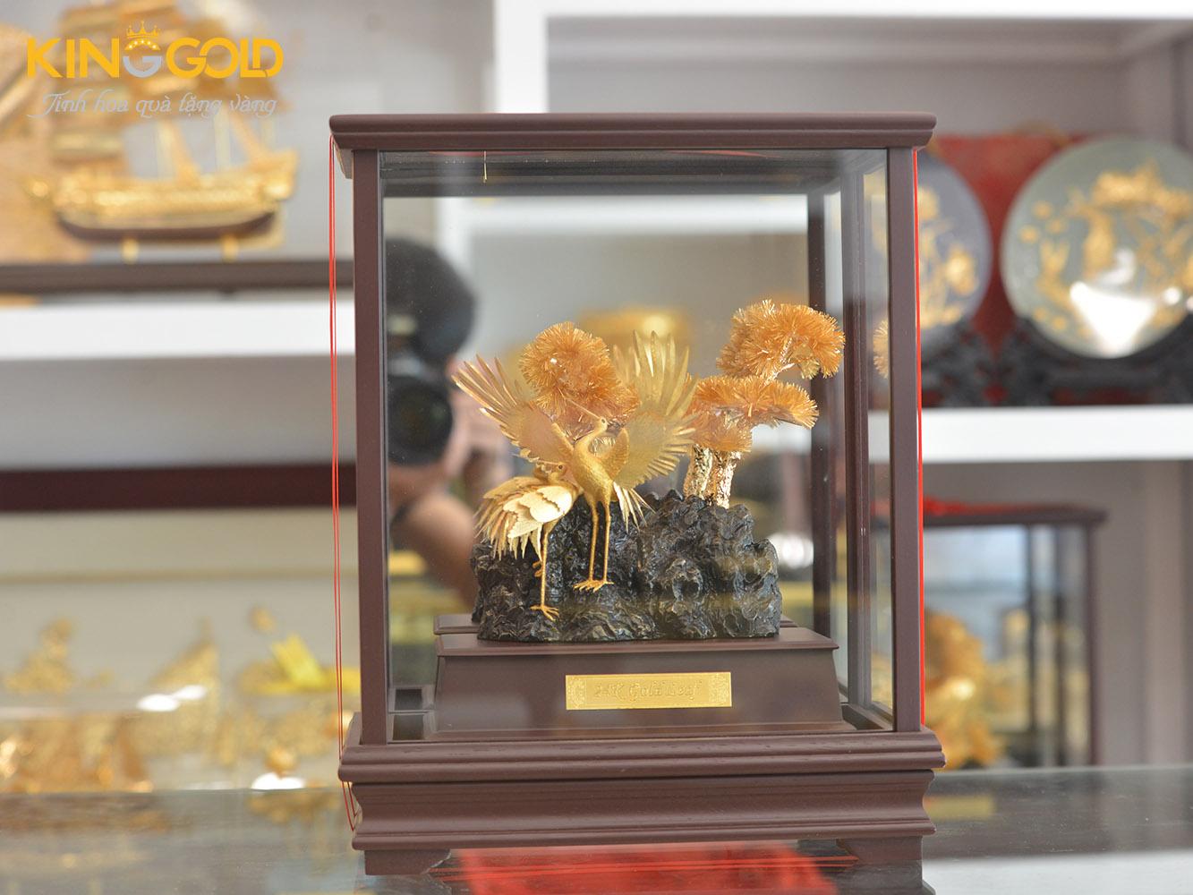Quà vàng, mách bạn lựa chọn quà tặng vàng đẹp tinh xảo