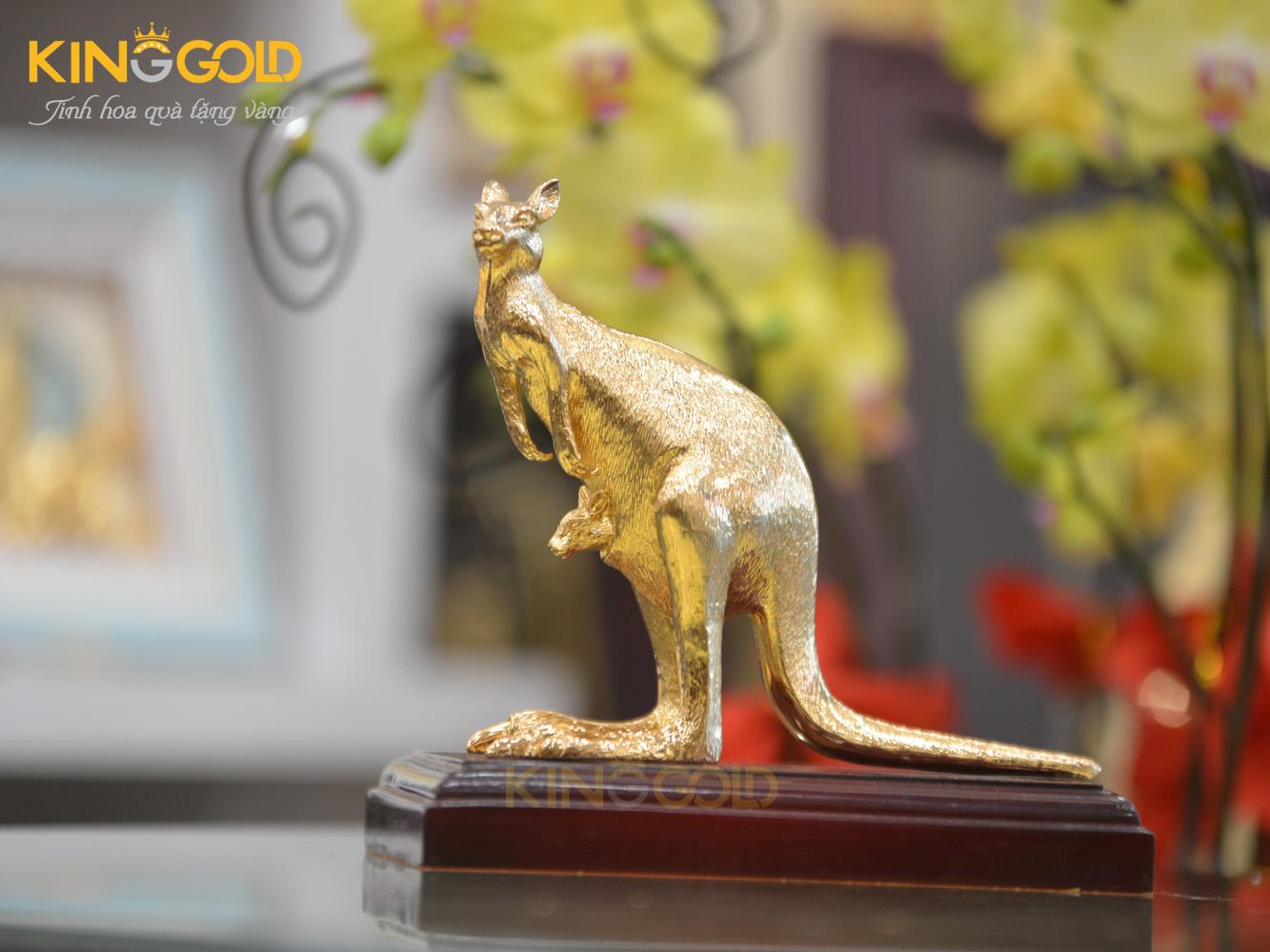 Tượng chuột túi, kanggaroo biểu tượng nước Úc
