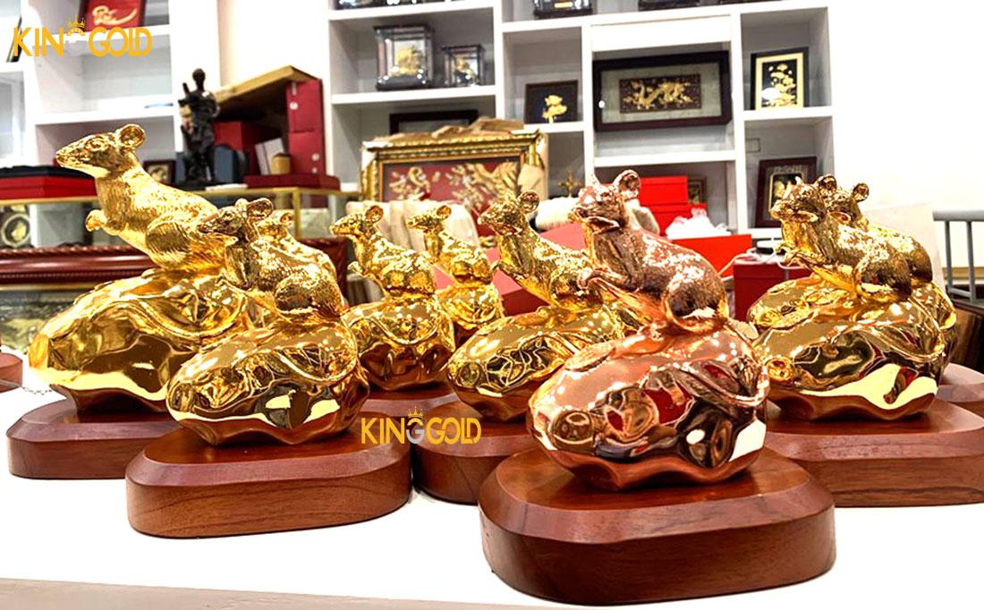 Kỷ niệm chương đồng mạ vàng – Món quà ý nghĩa cho doanh nghiệp